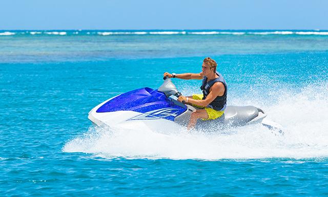 CocoCay Wave Jet Tour - Driver