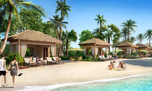Coco Beach Club Cabana And Full Day Pass
