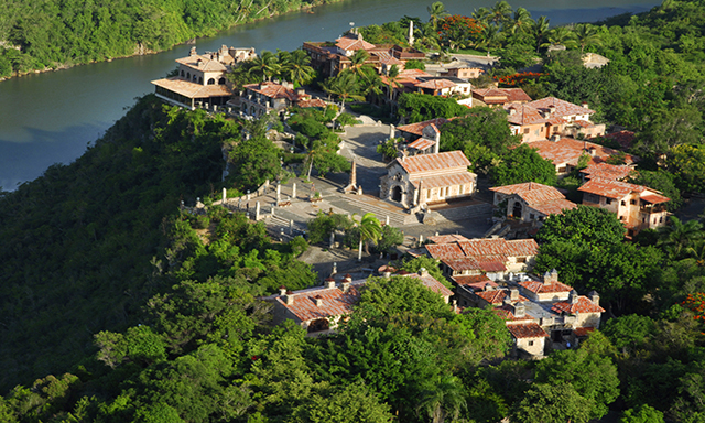 Altos de Chavon & River Cruise