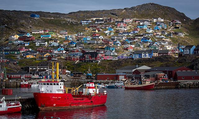 Qaqortoq Town Walk