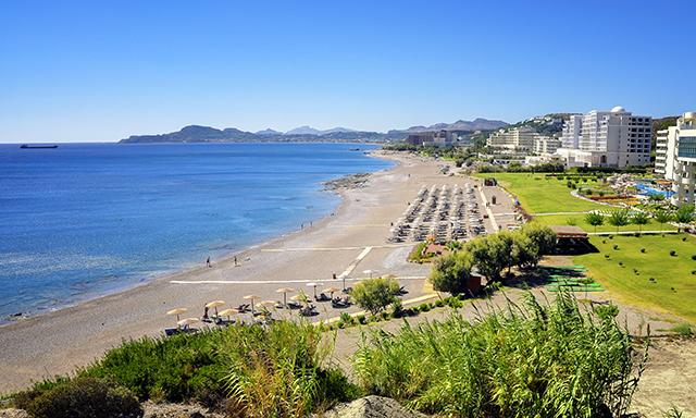 Faliraki Beach Break