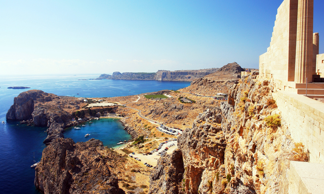 Journey To Lindos