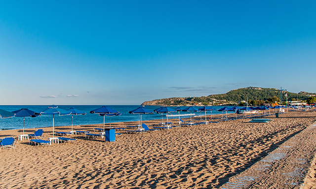 Rhodes Faliraki Hotel Beach Package