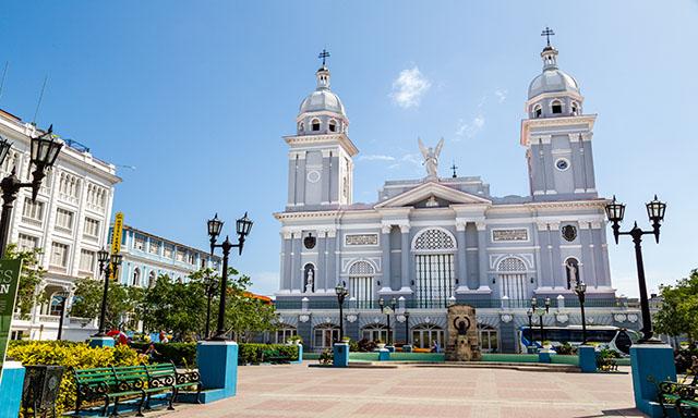Panoramic Santiago City Tour