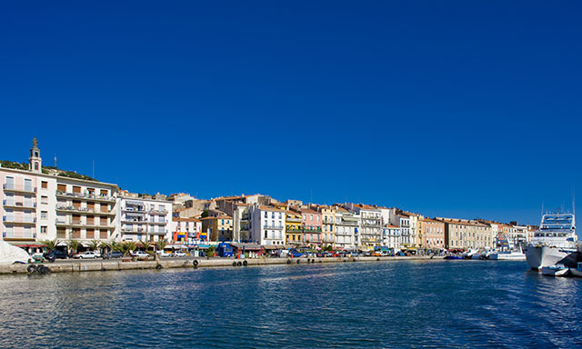Walking Tour in Sete