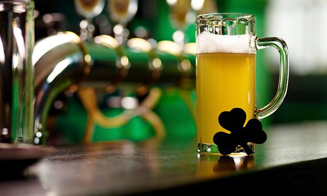 Irish Pub And The Ancient East