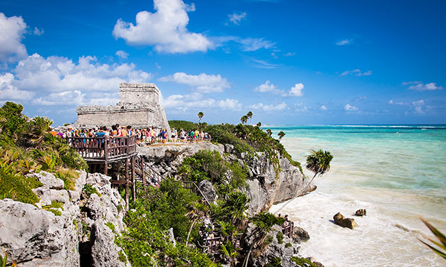 Discover the Yucatan & The Mayan World