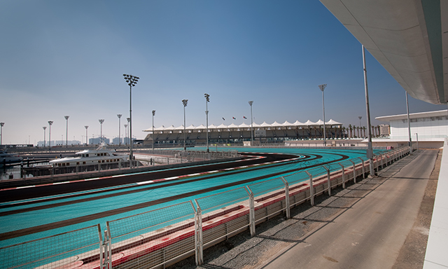Yas Marina Circuit - Venue Tour