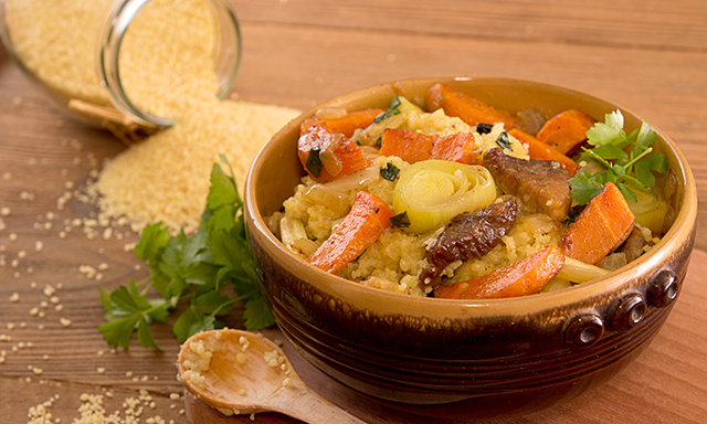 Berber Interactiv Cooking Class
