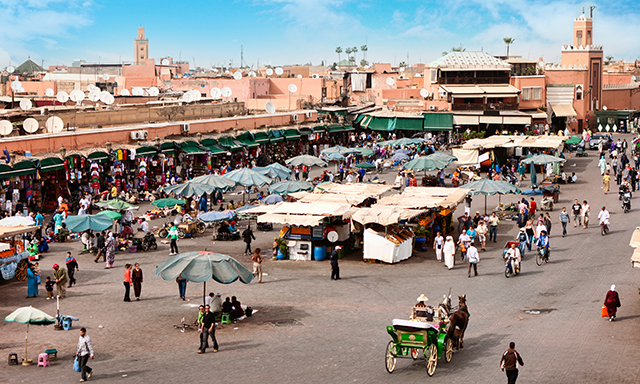 Market & Medina of Ancient Tasroudant