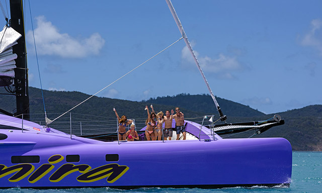 Whitsunday's Sailing and Snorkeling Adventure