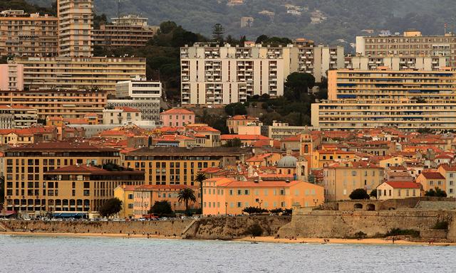Market & Corsican Delicacies
