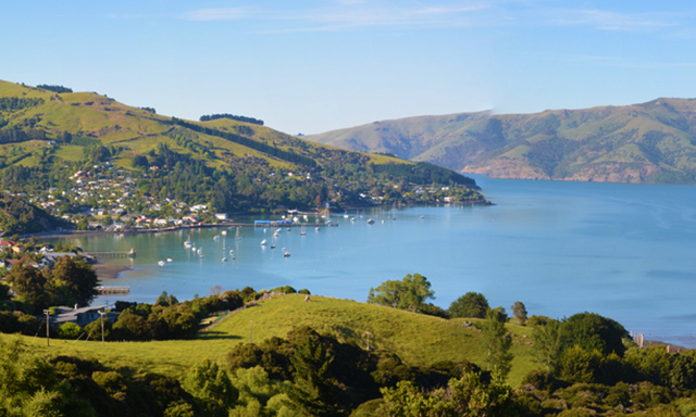 Akaroa Double Decker Sightseeing Tour