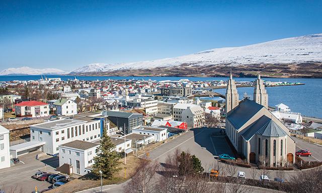 Akureyri Walking Tour