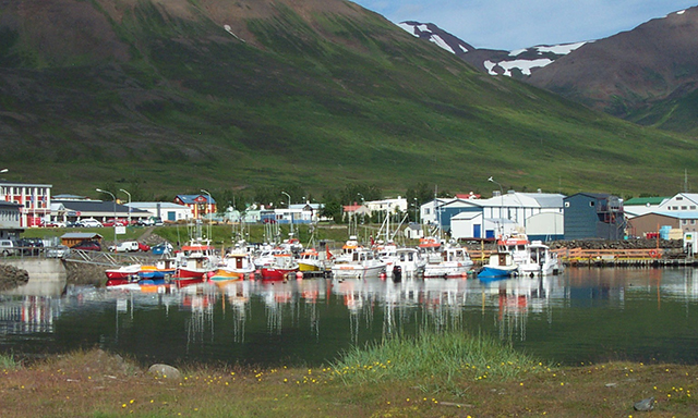 Siglufjordur Village and The Herring Hey Days