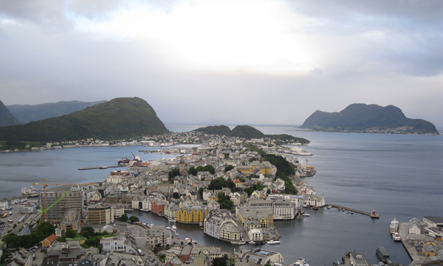 Highlights of Alesund