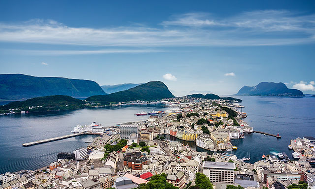 Accessible Alesund