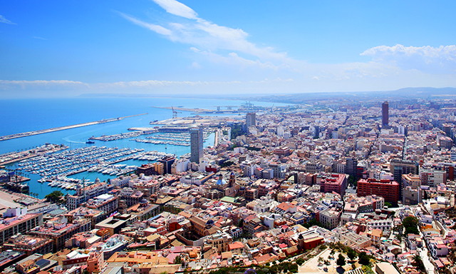 Alicante City Sightseeing