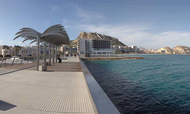 Panoramic Alicante & Elche
