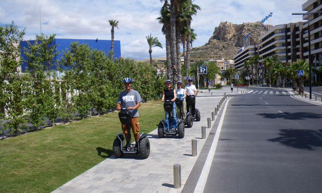 Alicante Segway
