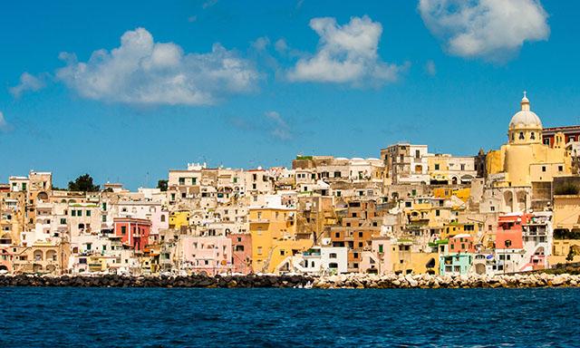 Breathtaking Landscapes of Amalfi Coast & Capri