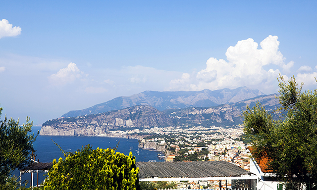 Exclusive: Pompeii, Sorrento & Positano