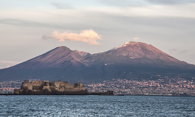 Mt. Vesuvius and Pompeii Hike