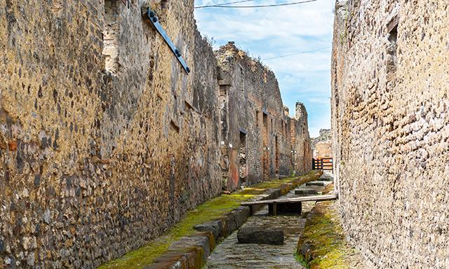 Pompeii on Your Own Transfer