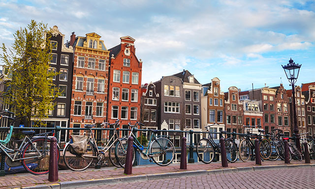 Amsterdam and Van Gogh Museum