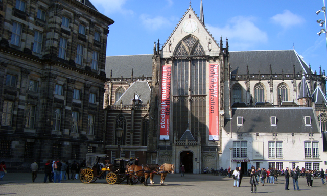 Amsterdam Sightseeing and Van Gogh Museum