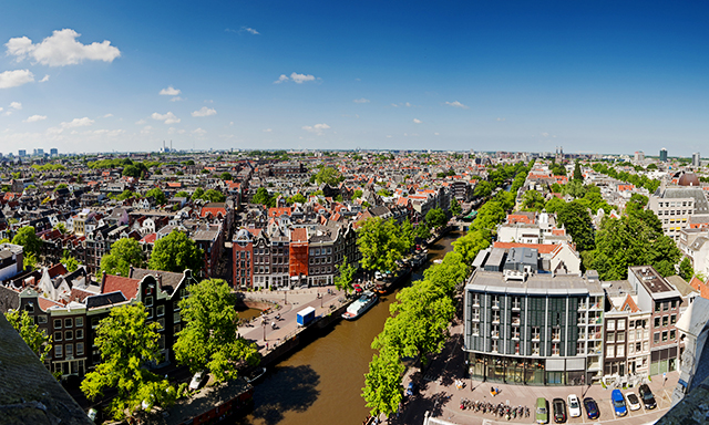 Amsterdam, Anne Frank House & Schiphol Airport Transfer