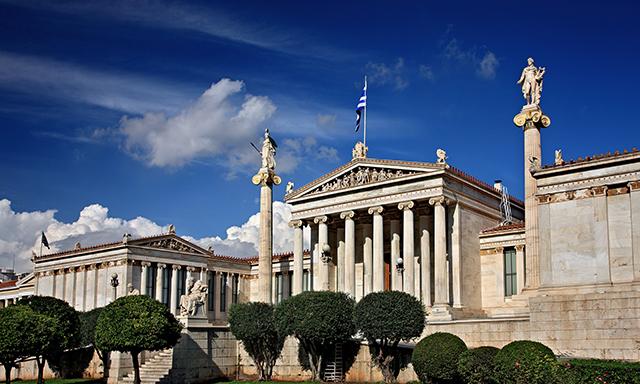 Ancient Athens & Plaka