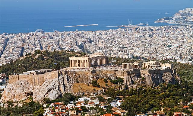 Athens Panoramic Drive & Attica Zoo