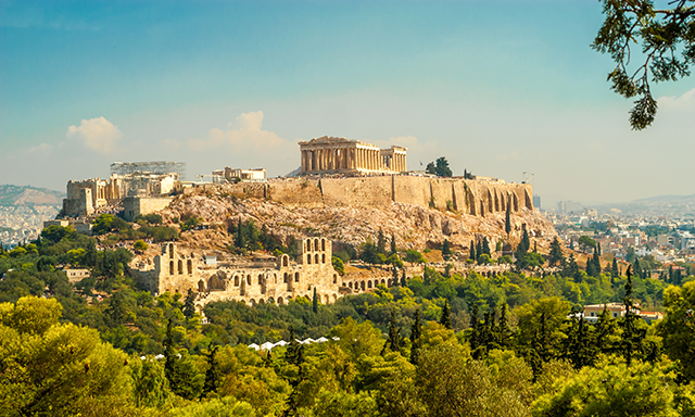 Athens City Sights