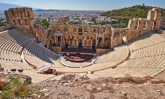 Explore Athens and Ancient Acropolis