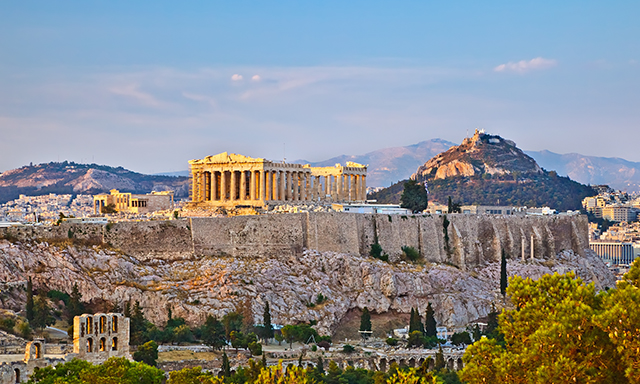Panoramic Athens