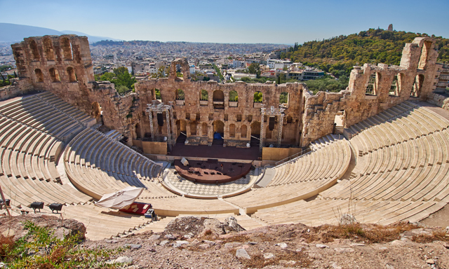 Athens Sightseeing and Acropolis
