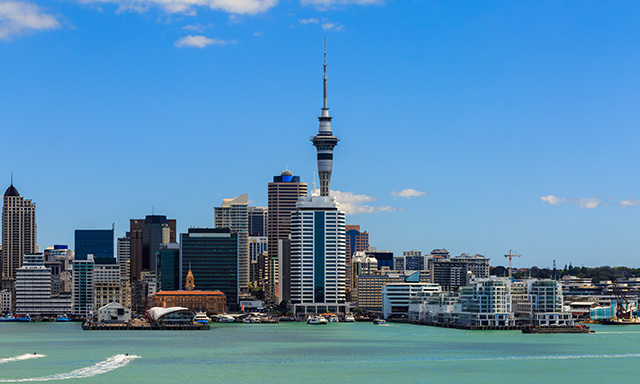 Auckland City Walking Tour