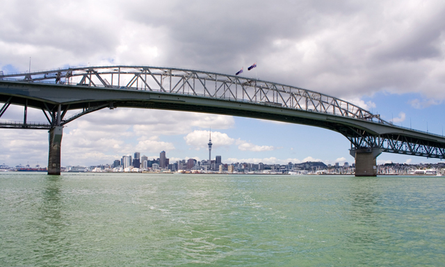 Auckland City Bridge Climb