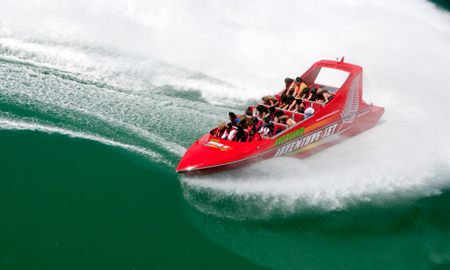 Auckland Jet Boat