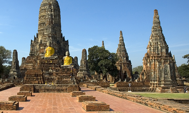 A Day At UNESCO World Heritage Site of Ayutthaya