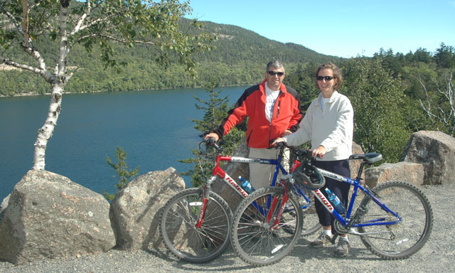 Acadia National Park Guided Bike Tour
