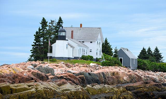 Historic Lighthouse Cruise