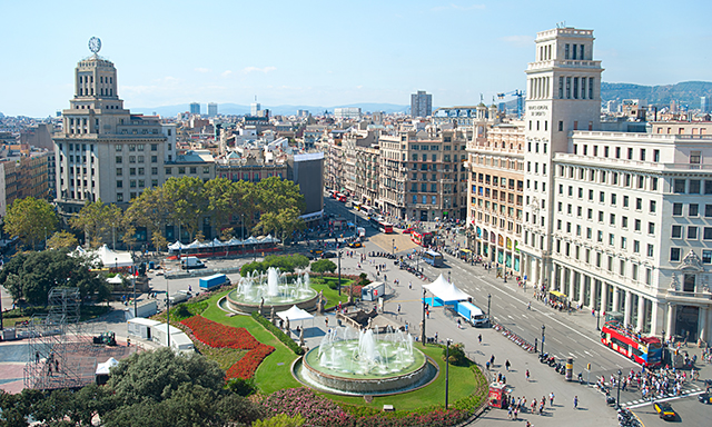 Barcelona Markets Walking Tour