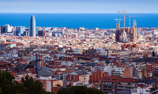 City of Barcelona- Small Group