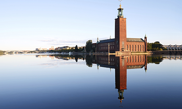 Stockholm On Your Own
