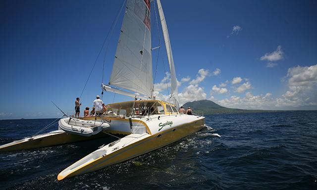 Caribbean Scenic Rail & Sail