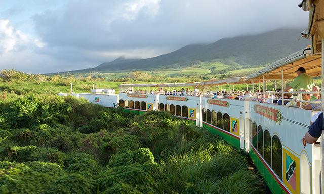 Caribbean Scenic Railway Tour