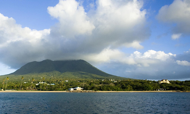 A Day Trip to Nevis with Lunch