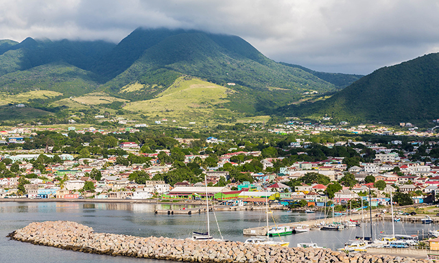 St. Kitts Panoramic Drive